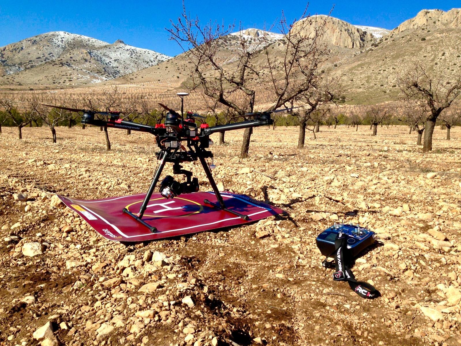 TVE dron